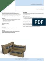 Alcoat Data Sheet