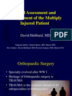 G01-Initial Assessment and Management of the Multiply Injured Patient