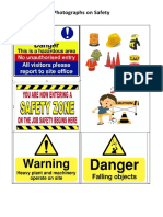 Safety Photos - R