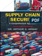 Arthur G. Arway - Supply Chain Security_ a Comprehensive Approach-CRC Press (2013)