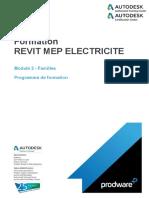 Revit Mep Electricite Module 3 Familles3j