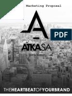 PRS International - Digital Marketing Proposal