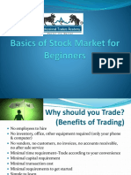 Basics of Stock Market for Beginners (1)