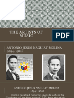 The Artists of Music [Autosaved] [Autosaved]