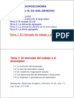 Macroeconomía DADE UV Tema 7