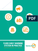 Flood Early Warning Systems in Practice