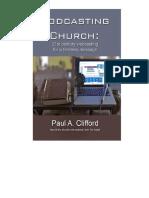 Podcasting Church