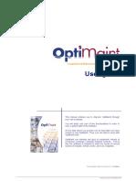 CMMS OptiMaint - User Guide