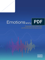Managing Emotions Brochure