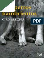 Alegría, Ciro - Los Perros Hambrientos -PDF