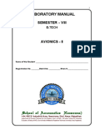 Avionics-II B.tech(Mr. Rajendra)-1