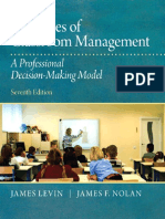 James Levin Pennsylvania State University James F. Nolan Pennsylvania State University - Principles of Classroom Management.pdf