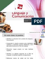 Clase 1 Presentación PSU de Lenguaje y Comunicación e Inducción