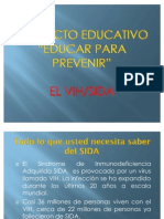 Uap Power Point Educar Para Prevenir