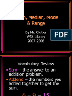 Mean, Mode, Median.ppt