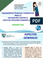 Vacunacion Contra Vph