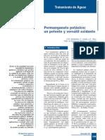 Permanganato un potente y versatil oxidante.pdf