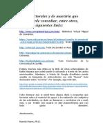 Links Para La Tesis Eduardo Uft