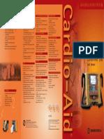Desfibrilador Cadio Aid200 Sanro En