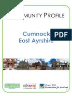 Ccap Cumnock Community Profile