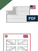 Banderas Habla Inglesa