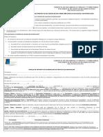 3 Contrato Profesional Para Elaboracion Proyecto Edificacion