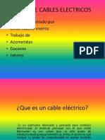 Guía para la seleccion de cables