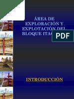 Área itacaray