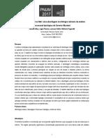 BARBOSA_Modernidade e Assimetrias Na Paisagem a Fragmentação de Ecossistemas Naturais e Humanos Na Baía Noroeste de Vitória - ES