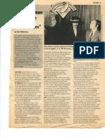 A. J. Weberman High Times Interview