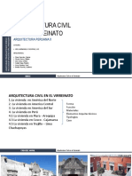 Ppt Final- Arquitectura Civil