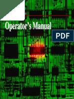 Ge Stenoscop User Manual