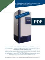 Esco Ultra Low Temperature-Lexicon Upright Freezer.pdf