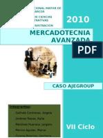 MERCADOTECIA-CASO AJEGROUP