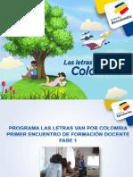 Presentación Docentes Fase 1 2019