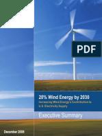 US Wind Energy Market