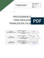 Procedimiento Para Realizar Trabajos en Caliente SGC-GRL-P-048