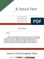 Laser & Optic Fiber