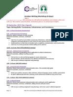 TISSTCCertificateProgramDevelopmentCommunication19-23 September 2017Agenda