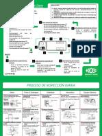 Inspeccion Diaria Hino Serie 500 (2015)