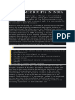 CONSUMER RIGHTS IN INDIA.docx