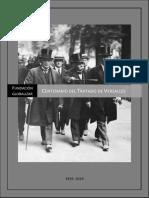 Centenario del Tratado de Versalles - Fundación Globalizar