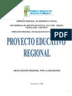 500829 Proyecto Educativo Regional