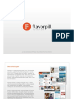 Flavorpill Media Kit 2010