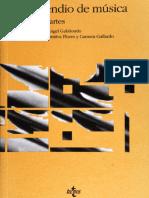Descartes Compendio de Musica Tecnos PDF