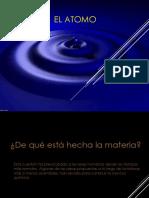 1.5 Atomo, Numeros Cuanticos y Distribucion Electronica