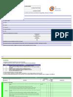 Evaluación de Linea de Base Sst Formato