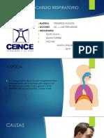 Asfixia y Parocardio Respiratorio Acabado