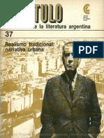 La Novela Argentina 1910 y 1920