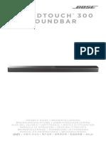 maunal bose 300.pdf